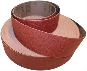 Schleifgewebe Sparrolle 40mm K100 VSM Bild 1