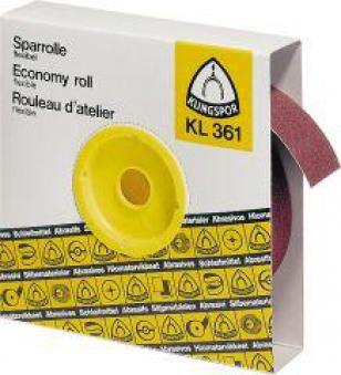 Schleifleinen-Sparr.KL361 40mm K120 Klingspor Bild 1