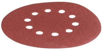 Schleifpapier Ø 215 mm K 80 Scheppach Trockenbauschleifer Bild 1