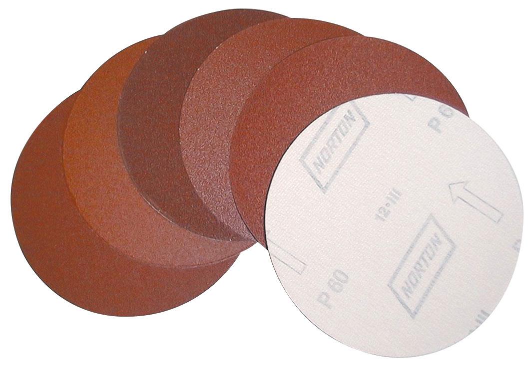 Schleifscheiben Klett K80 für Güde Band- & Tellerschleifer 6500 PRO Bild 1
