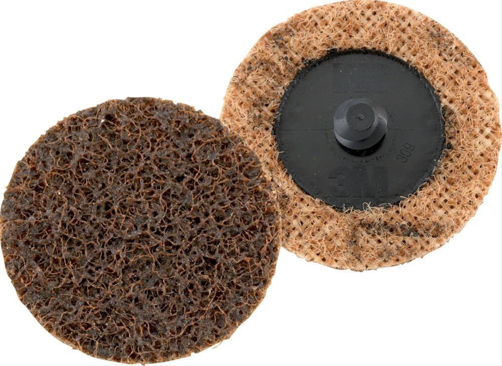 Vliesschleifblatt ROLOC 76,2mm Vlies sfn 3M Bild 1