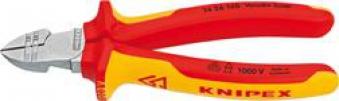 Abisolier-Seitenschneider160mm VDE Knipex Bild 1