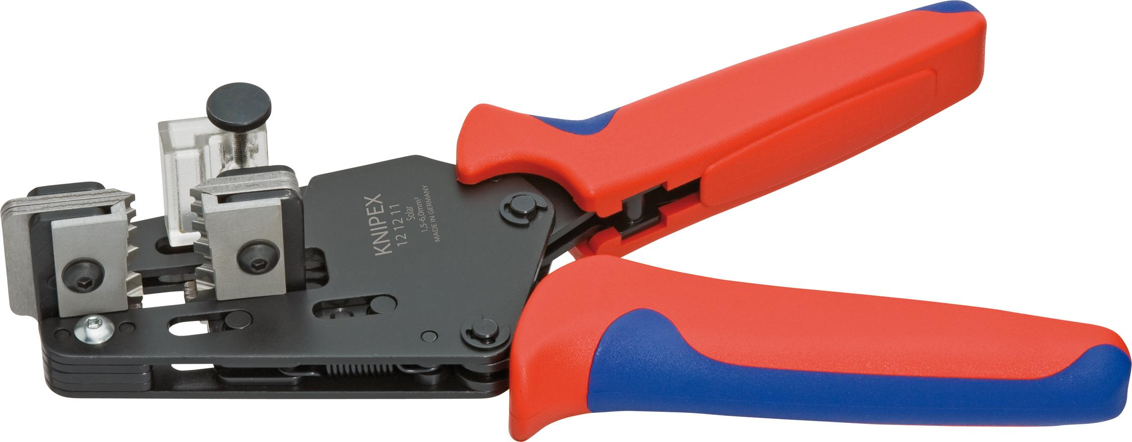 Automatik-Abisolierzange 1,50- 6,00 qmm Knipex Bild 1