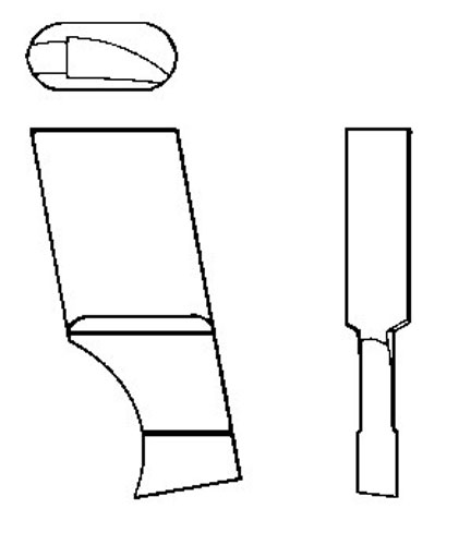 Ersatzm. f.Kreisschn.TiN LILIPUT 122 GFS Bild 1