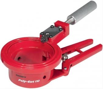 Roller Trenn- und Anfasgerät / Rohranfasgerät Set Poly-Cut 110 P Bild 2
