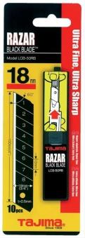 RAZAR BLACK Klingen 18mm LCB50RBC VE10St. Tajima Bild 1