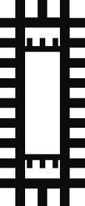Präz.-Nadelfeilen-Satz 12-tlg. 200mm H0 Pferd Bild 3