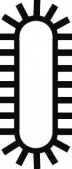Präz.-Nadelfeilen-Satz 12-tlg. 200mm H0 Pferd Bild 12