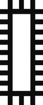 Präz.-Nadelfeilen-Satz 12-tlg. 200mm H0 Pferd Bild 4