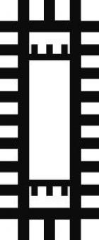 Schlüsselfeilen Satz Pferd 6 teilig 100mm H2 in Kunststofftasche Bild 4