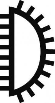 Schlüsselfeilen Satz Pferd 6 teilig 100mm H2 in Kunststofftasche Bild 8
