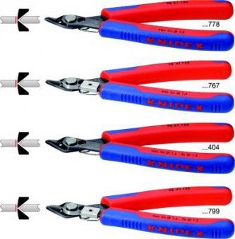 Elektr.-Seitenschn.F4 125mm Super Knips Knipex Bild 4