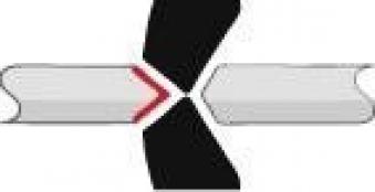 Elektr.-Seitenschneider 125mm mit Drahtkl. Knipex Bild 3