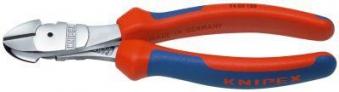 Kraft-Seitenschn. verc. 200mm m.M.K.Griff Knipex Bild 1