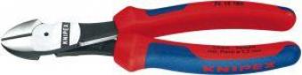 Kraft-Seitenschneider 160mm Nr.7412 Knipex Bild 1