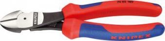 Kraft-Seitenschneider 200mm 2-K.-Griff Knipex Bild 1