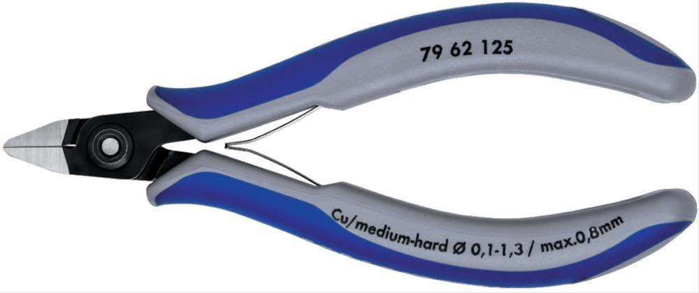 Präz. Seitenschneider 125mm F4 K. spitz Knipex Bild 1