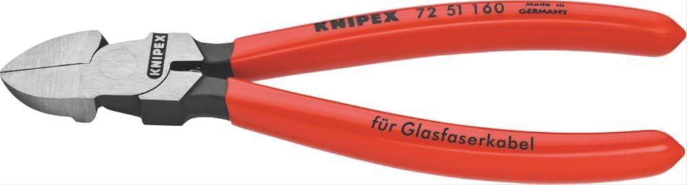Seitenschneider 160mm f. LWL-Kabel Knipex Bild 1