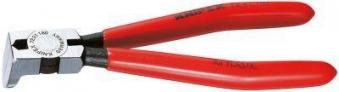 Seitenschneider Kunstst. 160mm 85G. gewink. Knipex Bild 1