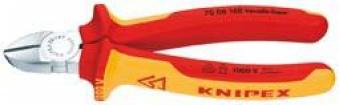 Seitenschneider VDE 140mm m.M.K.Griff Knipex Bild 1