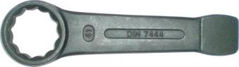Schlag-Ringschl. gerade 24mm Bild 1