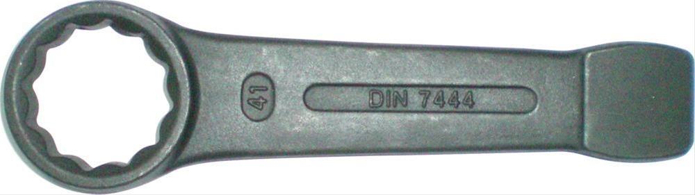 Schlag-Ringschl. gerade 30mm Bild 1