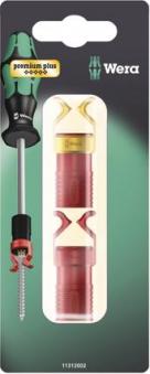 Schraubkralle VDE rot a 2 Stk Wera Bild 1
