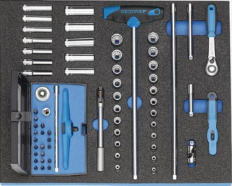 Werkzeugmodul CT2/4 Steckschl.satz1/4