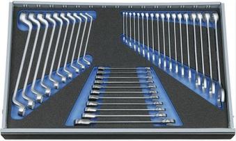 Werkzeugmodul CT4 Ring-Maulschl. gr. Gedore Bild 1