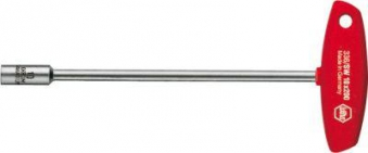 Steckschlüssel Q-Griff 6 x 200mm 6kt. Wiha Bild 1