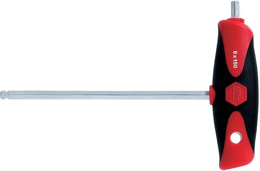 T-Griff-Schraubendr. 10 x200mm Kugelk. Wiha Bild 1
