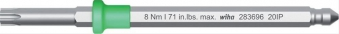 Wechselkl. TorqueFix-Key IP 7 Wiha Bild 1