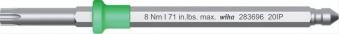 Wechselkl. TorqueFix-Key IP 8 Wiha Bild 1