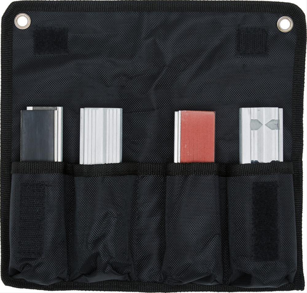 Schraubstockbacken-Set 4 Paar 150mm Scangrip Bild 1