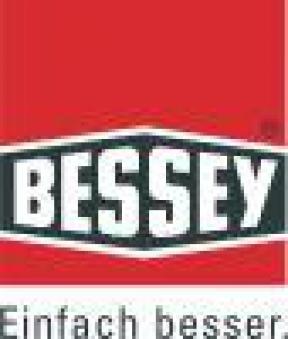Leicht-Schraubzwinge 200x 50mm U-Form Bessey Bild 2