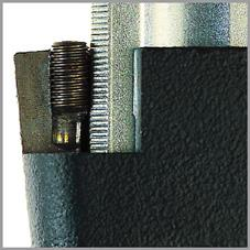 Schraubzwinge TGK 400x120mm Bessey Bild 2