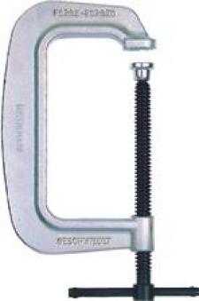 Stahl-Schraubzwinge Gr.3 120mm Bessey Bild 1