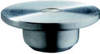 Druckplatte o.Kappe Stahla 4Stk.f.200-250mm Bessey Bild 1