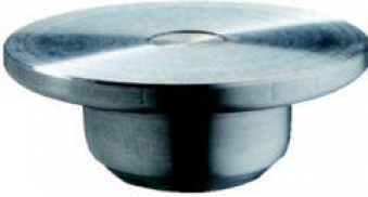 Druckplatte o.Kappe Stahla 4Stk.f.300-400mm Bessey Bild 1