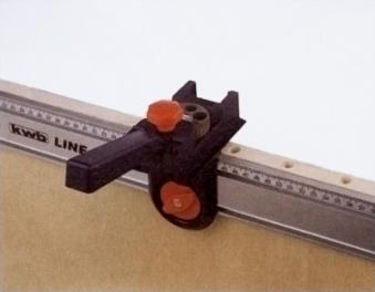 Dübel-Bohrlehren-Führung KWB Line Master Bild 3
