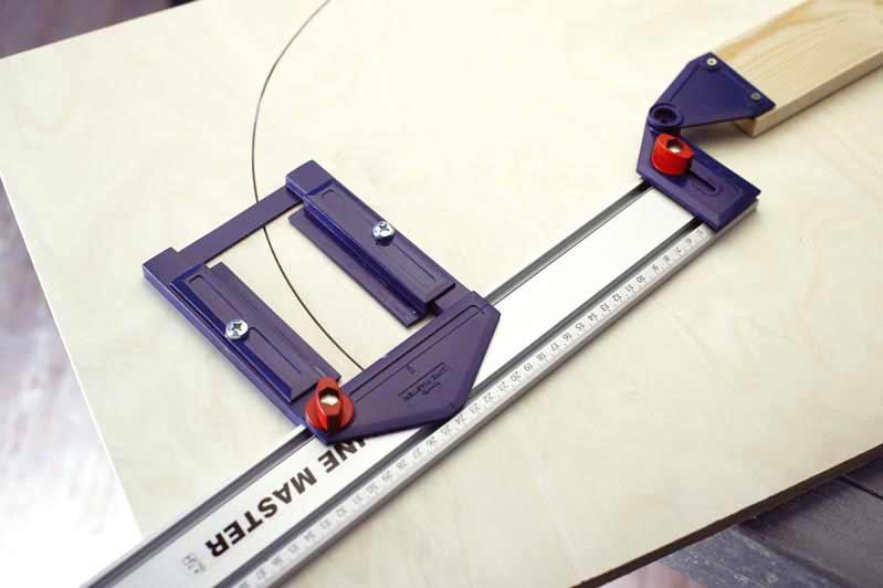 Kreisschneider für Stichsägen KWB Line Master Bild 1