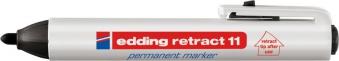 Permanentmarker Nr.11 rot Edding Bild 1