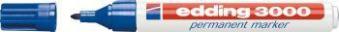 Permanentmarker Nr.3000 rot Edding Bild 1