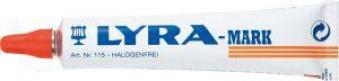 Signierpaste rot Lyra Bild 1