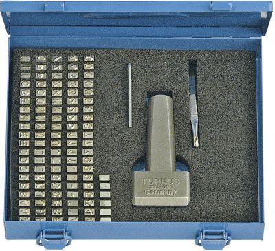 Typenhalter-Satz SH 2,5mm Turnus Bild 1