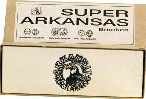 Super-Arkansas-Brocken 100x50x20mm Nr.359 Müller Bild 1