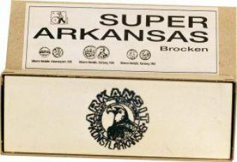 Super-Arkansas-Brocken 125x50x20mm Müller Bild 1