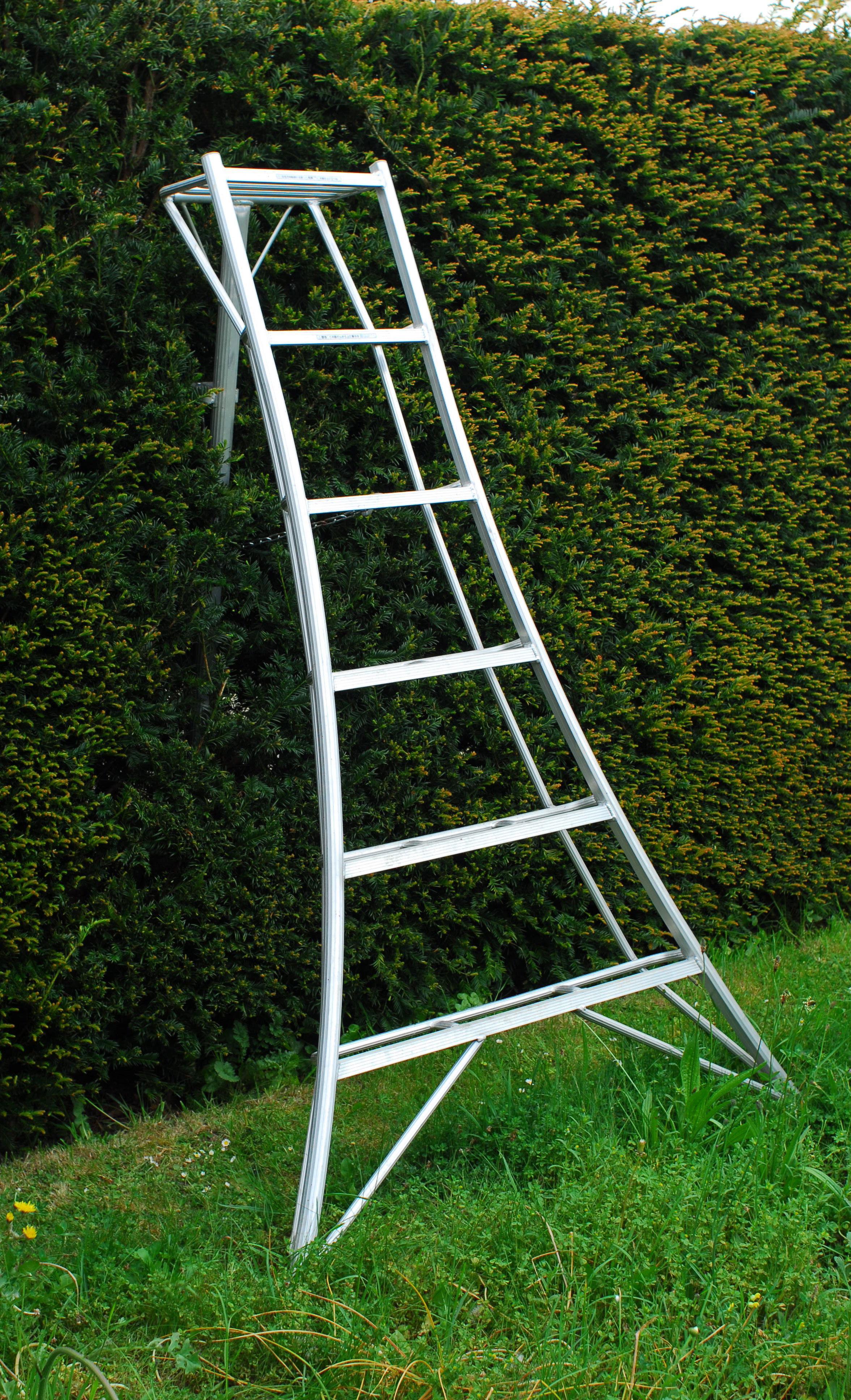 Leiter 3 Holm Leiter Niwaki Aluminium 300cm Bei
