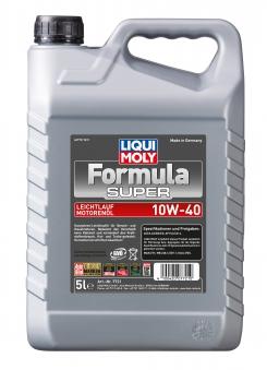 Liqui Moly Leichtlaufmotoröl Formula Super 10W-40  5 Liter Bild 1