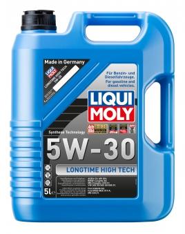 Liqui Moly Leichtlaufmotoröl Longtime High Tech 5W-30 5 Liter Bild 1